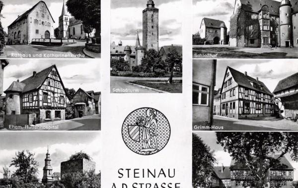 Alte Postkarten Steinau