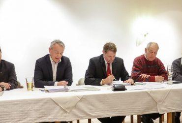 Hauptversammlung Geschichtsverein