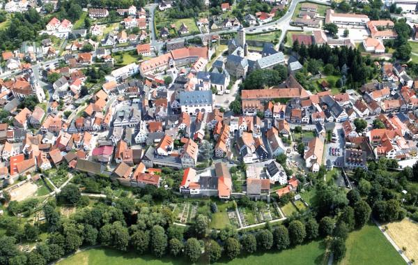 Stadtrundgang Steinau