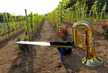 Weinweihung Schutzhütte